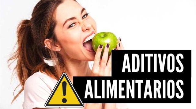 Aditivos alimentarios perjudiciales